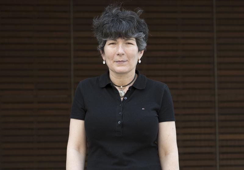 La investigadora Esther Barreiro, coordinadora del estudio y miembro de CIBERES
