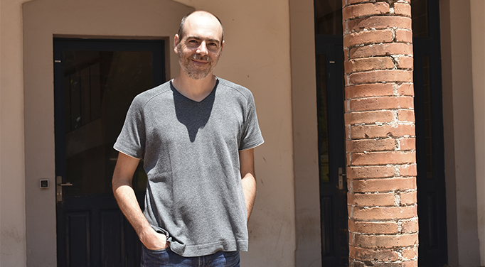 Imatge del doctor Josep Garre-Olmo, coordinador de l'estudi
