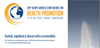 20ª Conferencia mundial de la UIPES de promoción de la salud