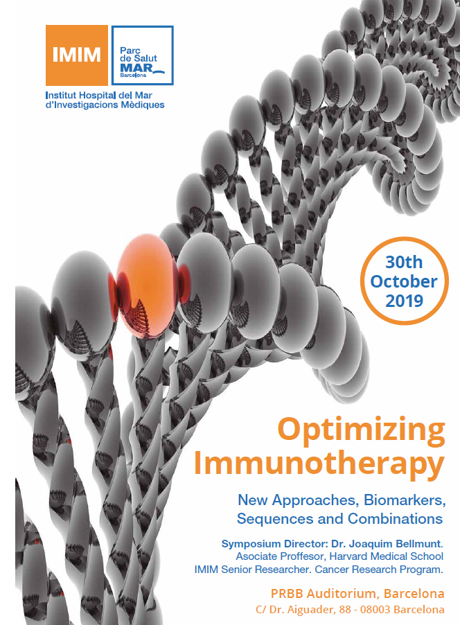 III Optimizing Immunotherapy New Approaches, Biomarkers, Sequences and Combinations