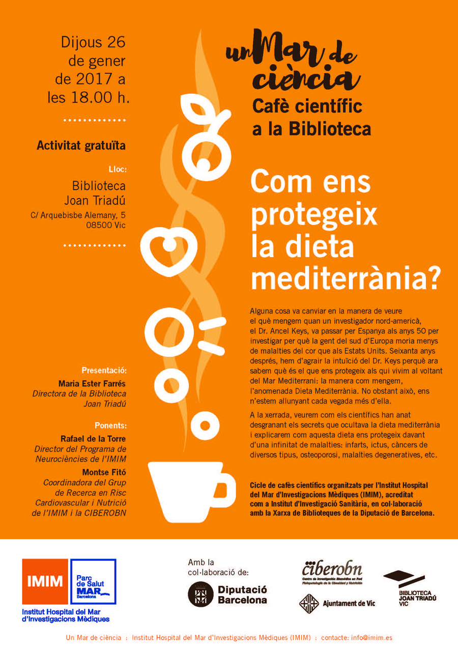 Com ens protegeix la dieta mediterrània?