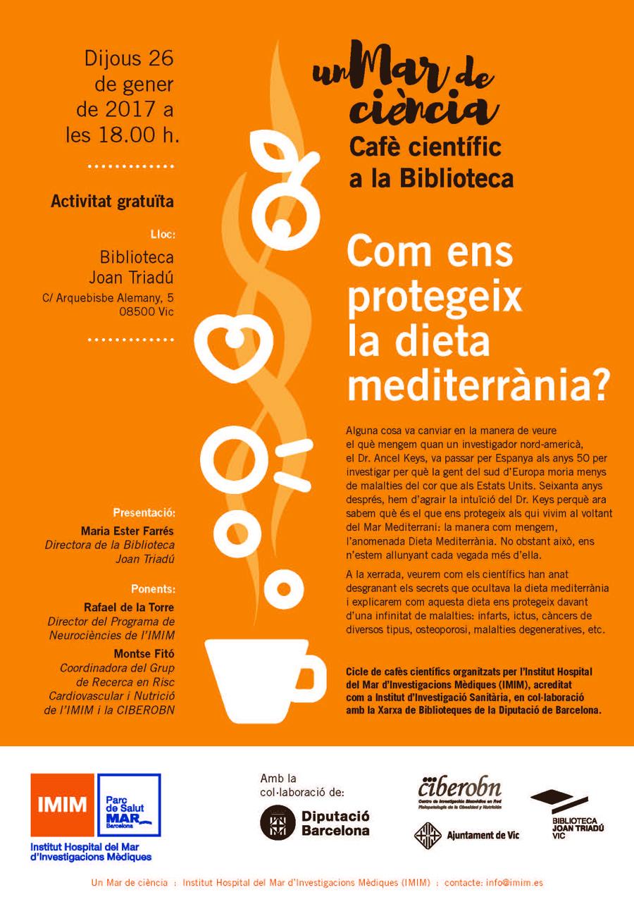 ¿Cómo nos protege la dieta mediterránea?