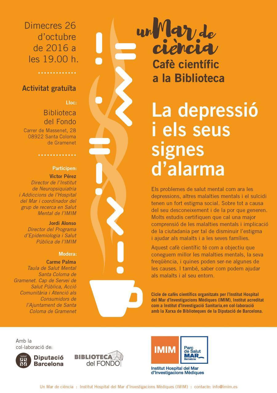La depressió i els seus signes d'alarma